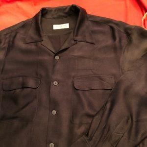 Vintage Long sleeve Silk shirt by Equipment